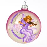 purple-fairy-with-violin-christmas-bauble